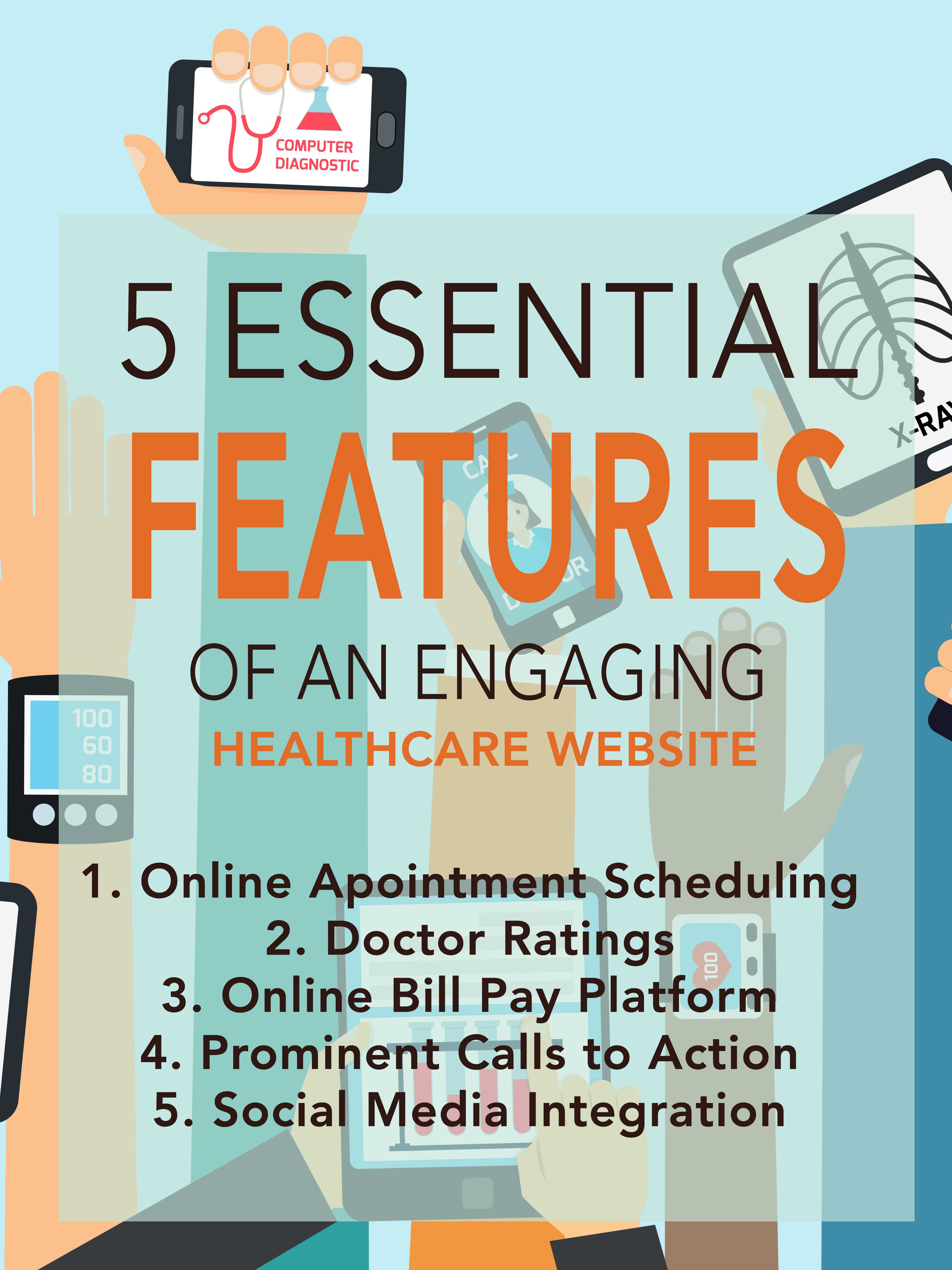 5-essential-features-for-an-engaging-healthcare-website