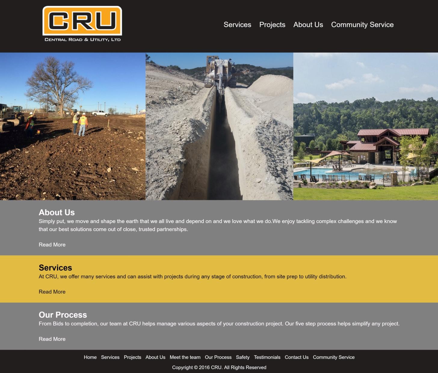 cru-home-page-screenshot-portfolio