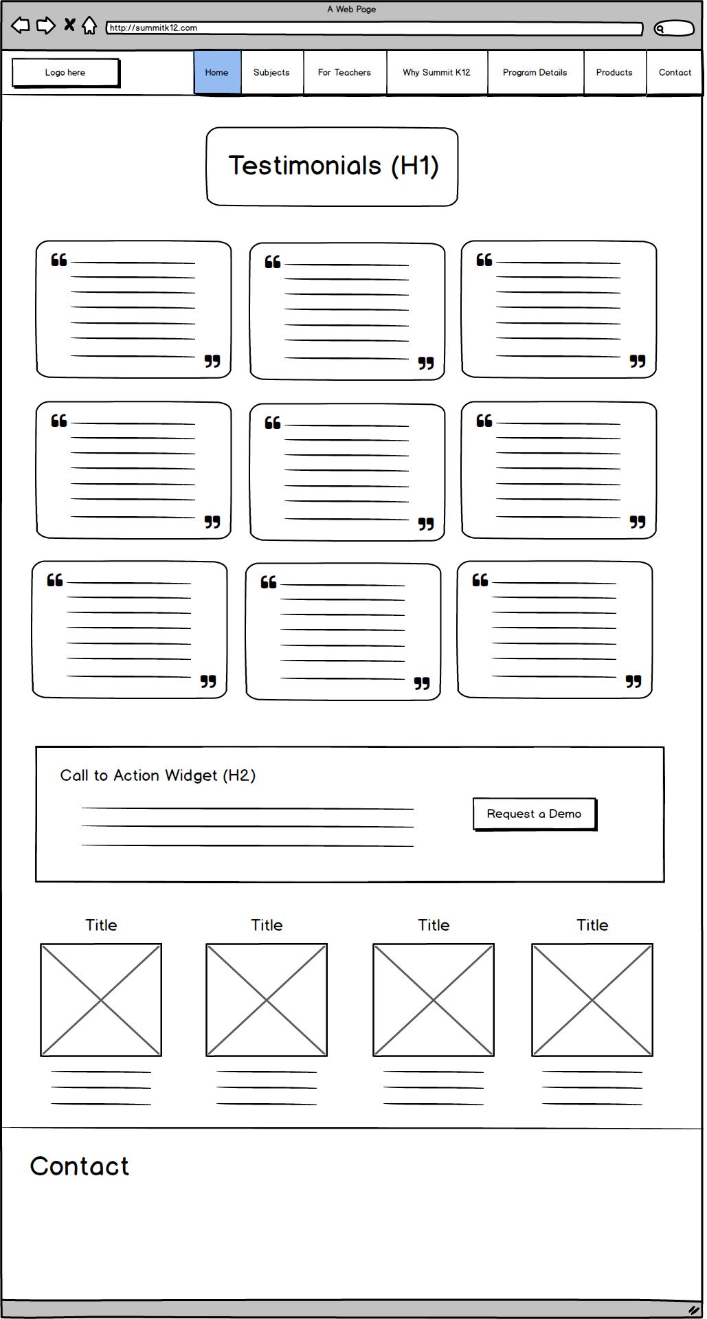 testimonials-page - summkit k12